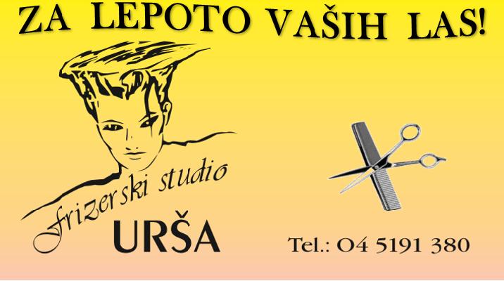 Za lepoto vaših las, Frizerski studo URSA, Salon, Jobstova cesta 2, 4226 Ziri